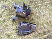 Honda Civic EK4 VTI Engine Mounts B16 B18 Vtec Conversion