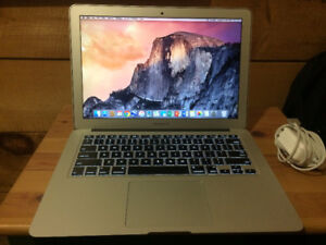 "2016 MacBook Air 13"" With Charger and Box"