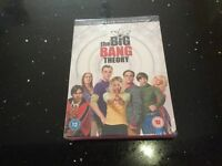 New Big Bang theory series 9 DVD
