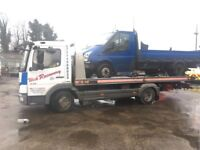 24 hours Accident breakdown and rescue service in London and Essex