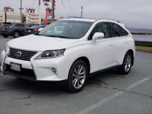 Lexus Rx350 Sportdesign AWD Luxury Package