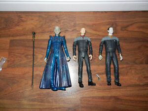 Star Trek Enterprise  First Contact figure Art Asylum