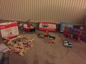 Toys and Games bundle (Elefun, buckaroo, popup pirate ect) - £15 **Collection from Romford, RM1**