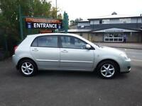 Toyota Corolla 1.4cc Tspirit VVTI - 5 Door Hatch Back