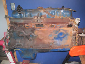 FORD MUSTANG FALCON MERCURY INLINE 6 HI PERF PARTS HOT ROD