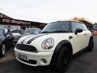 2010 MINI HATCHBACK 1.4 First + BLACK ALLOYS + FLEXIBLE FINANCE PACKAGES
