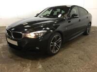 £245.66 PER MONTH - BEAUTIFUL 2014 BMW 320 GT 2.0TD 184bhp S/S AUTO M SPORT