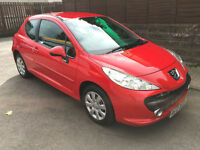 2007 (57) Peugeot 207 1.4 M Play 3 Door Hatchback Petrol Manual