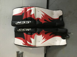 Street Hockey Goalie Pads for Youth
