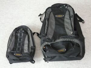 """ASOLO 70 L """"NAVIGATOR"""" TRAVEL BACKPACK AND DAYPACK"""