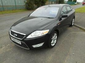 FORD MONDEO 1.8 ZETEC 5 DOOR 125 BHP SPORT DIESEL MANUAL;