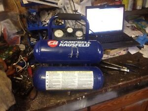 Campbell Hausfeld 2 gal air compressor