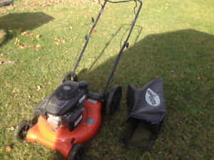 Ariens gas operated lawnmower