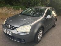 2005 Golf GT TDI long MOT, nice and tidy