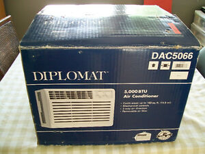 Air Conditioners - Danby - 4 units - 5,000-7,000 BTU's