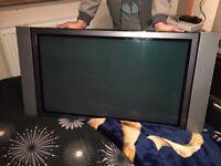 Hitachi 42 plasma tv