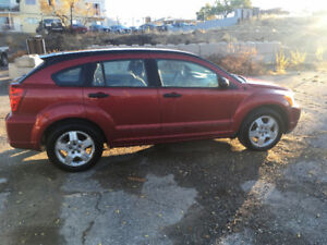 2007 Dodge Caliber SXT Hatchback - With winter tires!