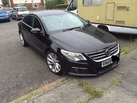 Passat cc Gt TDI come with vw full service history