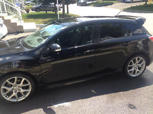 2010 Mazda MAZDASPEED3 Berline