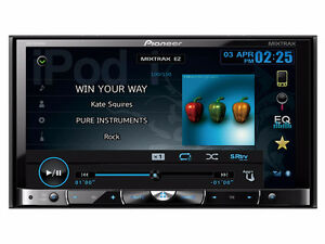 Pioneer AVH-P8400BH Double DIN DVD Receiver