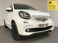2016 16 SMART FORFOUR 1.0 PROXY PREMIUM PLUS 5D 71 BHP