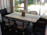 Vintage Kitchen/Dining Table - REDUCED PRICE