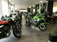 2020 Kawasaki ZZR1400 in stock Black/Green