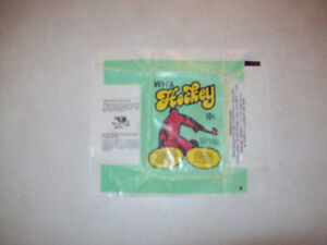1974  HOCKEY  CARDS  WRAPPER