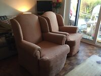 Pair of good quality Arm Chairs