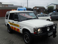 Land Rover Discovery 2.5 Td5 PANEL VAN