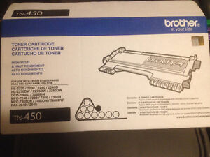 New toner cartridges for Brother printers