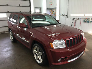 2007 Jeep Grand Cherokee Srt Camionnette