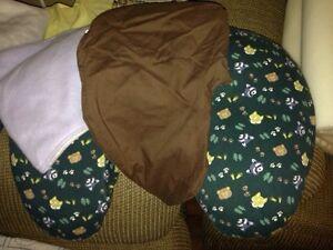 JollyJumper nursing pillow