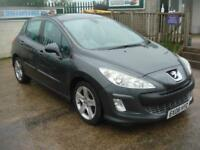 Peugeot 308 1.6HDi 110 FAP Sport PAY AS YOU GO TODAY