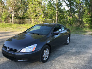 2006 Honda Accord Certified & warranty Coupe (2 door)