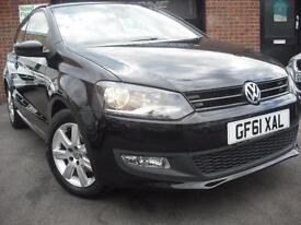 Volkswagen Polo Match 3dr PETROL MANUAL 2011/61