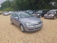2004 Vauxhall Astra 1.4i 16v Club 7 Months MOT Service History