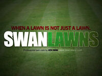 SWAN LAWN CONTRACTING(LANDSCAPING, CONSTRUCTION, ECT)