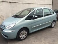 Citroen Picasso hdi, 1 owner from new