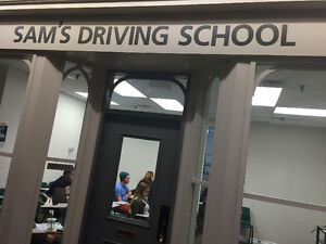 SAMS DRIVING SCHOOL MINI PACKAGES Oakville / Halton Region Toronto (GTA) image 3