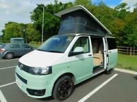 VW Pop Top Camper Van 4 Berth Fully Loaded 2013 Campervan for sale