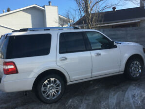 2012 Ford Expedition Limited SUV, Crossover