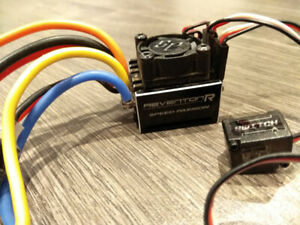 Speed Passion Reventon R Brushless ESC Sensored Sensorless