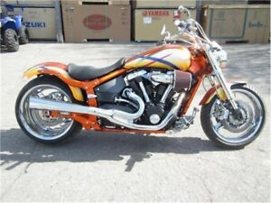 2002 Yamaha Road Star Warrior 1700