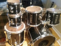 Tama rockstar, price negotiable,  kit configuration is too