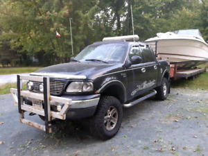 Camion ford f150 lariat 2002 4x4