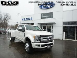 2019 Ford F-450 DRW Super Duty Limited  Crew Cab *Dual Rear Whee