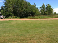1.3 acre lot near blooming point beach