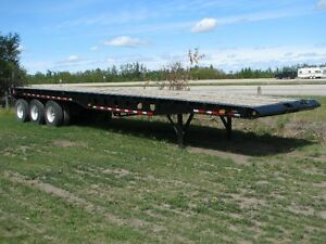 ARROW TRI AXLE 45 FT PICKER FLOAT TRAILER
