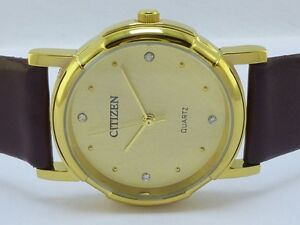 Mens  Citizen Dress Watch